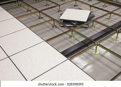 Raised Access Computer Floor