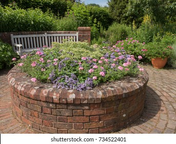 Raised Flowerbed Stock Photos Images Photography Shutterstock