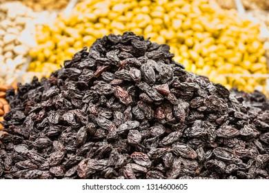raisin in bulk on the market