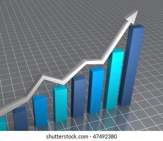 Raising financial statistics