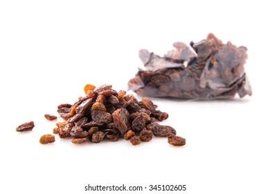 Raisins dried