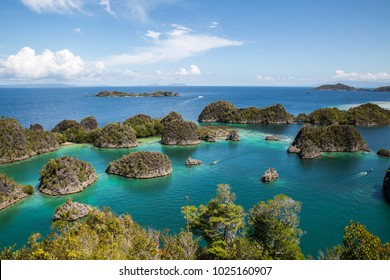 Raja Ampat Papua New Guinea, Indonesian Paradise. Part of the Coral Triangle.