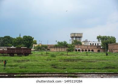 Pakistan Railway Station Images, Stock Photos & Vectors
