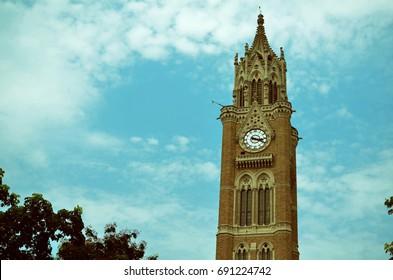 Rajabai Clock Tower at Mumbai
