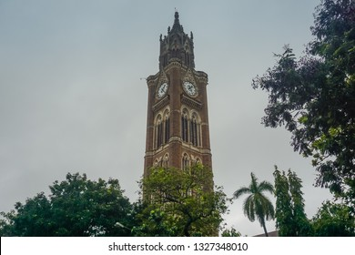 Rajabai Clock Tower in Mumbai. India