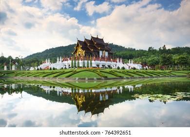Rajapruek Chiang Mai  : November 28 , 2017 : Thailand