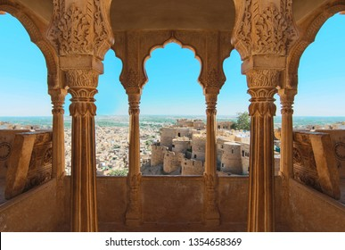 RAJASTHAN FORT ARCHITECTURE