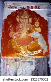 RAJASTHAN, INDIA - DEC 2, 2003 - 