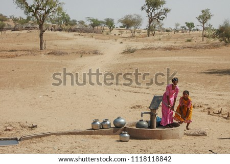 desert region in india