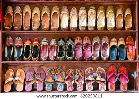 Rajasthani Handicrafts Rajasthan India Stock Photo Edit Now