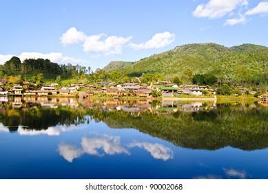 Rak Thai Village ,Pai,Mae Hong Son Thailand