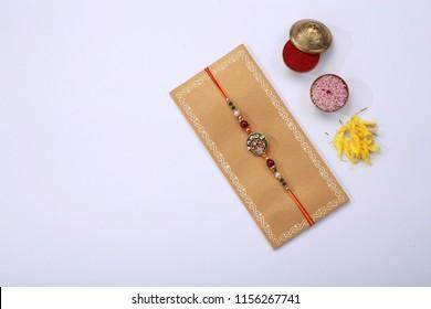 Rakhi or Raksha bandhan the Indian festival