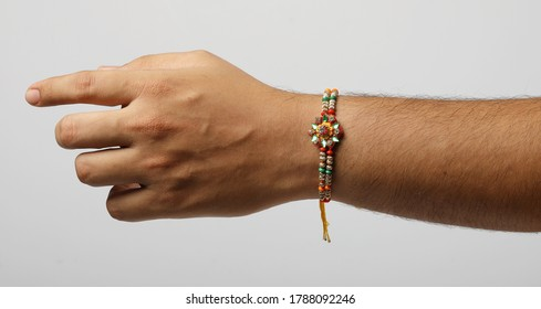 Rakhshabandhan a festival of bond of brother and sister. A sister ties rakhi to her brother