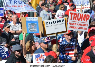 Rally for President Trump in Denver, CO, March 4th, 2017