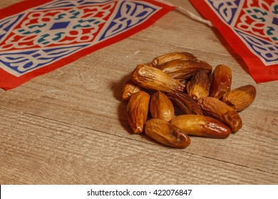 Ramadan Decorations and Dried dates