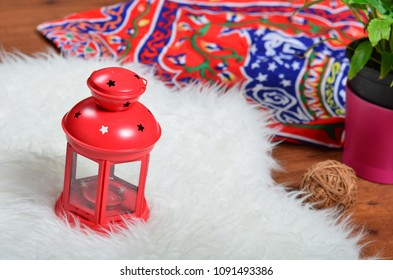 Ramadan Kareem with Islamic background, Ramadan lantern, Lamp photography
