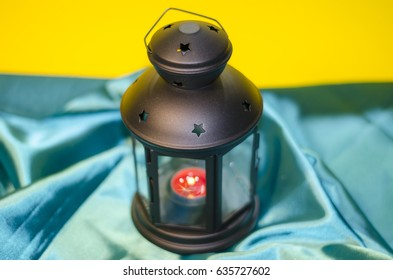 Ramadan Kareem, Ramadan lantern, Lamps photography, Ramadan Festival, Generous Ramadan, yellow background