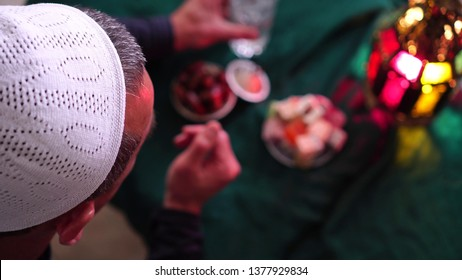 Ramadan is a month of fasting (sawm). Suhoor, of the dawn, pre-dawn meal, is an Islamic term referring to the meal consumed early in the morning by Muslims before fasting