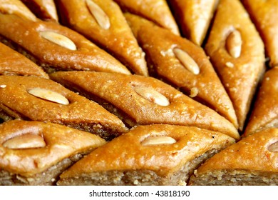 Ramadan Sweet- baklava with nuts
