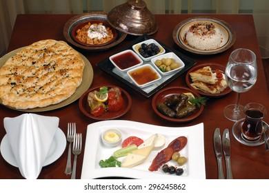 Ramadan Table, Sahur