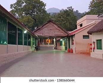 The ramana maharshi ashram in Tiruvanamalai Tamil Nadu in India