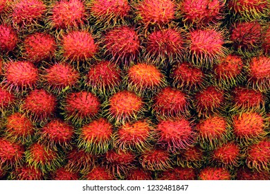 rambutan fresh, rambutans fruit many for background, rambutan sweet delicious fruit, red healthy fruits rambutan, rambutans sweet fruit at thai asia local market street fruit