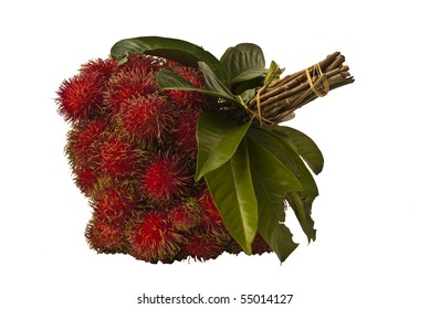 Rambutan, Sweet fruit flavors in thailand