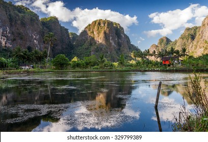 Rammang-Rammang, South Sulawesi, Indonesia