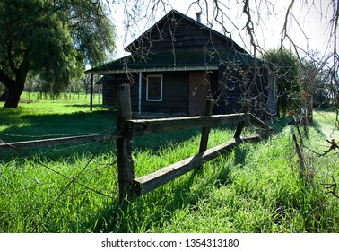 Ranch House Fence