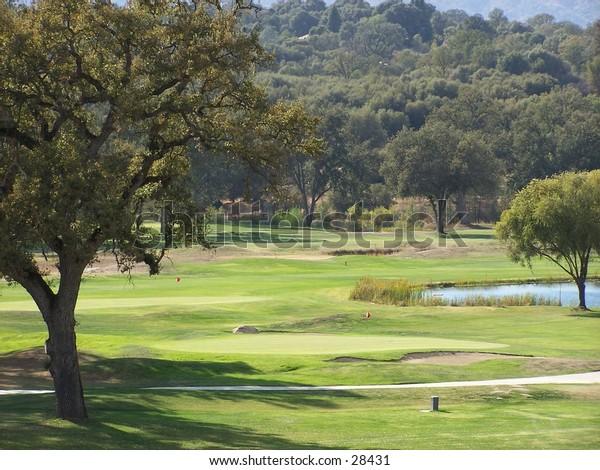 Rancho Canada Golf Course,Carmel Valley,California