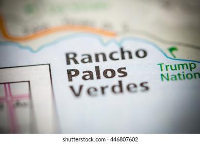 Rancho Palos Verdes. California. USA