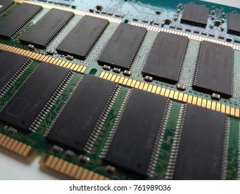 Random access memory.