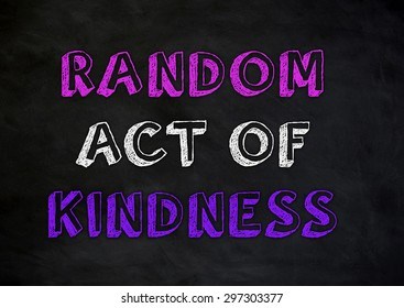random act of kindess