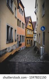 A random street in europe