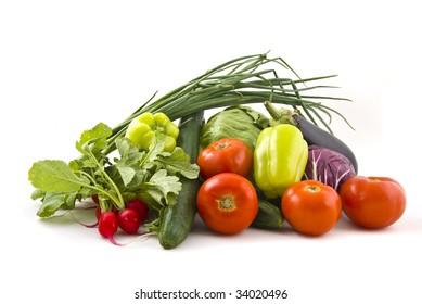 Random Vegetables