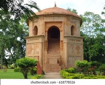 Rang Ghar, Sivasagar, Assam, India: This monument was built by Ahom king Pramattha Singha in 1746. It was built for the entertainment of Ahom kings. Rang Ghar Asia's oldest pavilion.