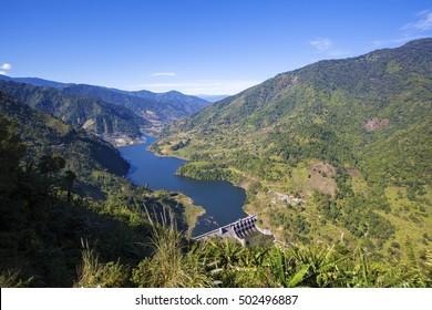 The Ranganadi Dam is a concrete-gravity diversion dam on the Ranganadi River in Arunachal Pradesh, India.