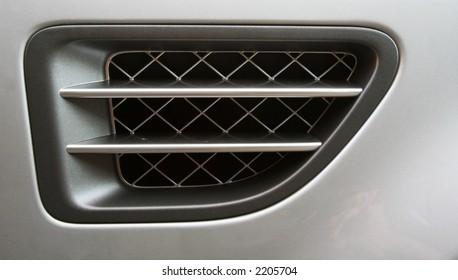 Range Rover Intake