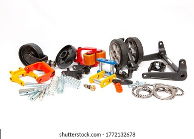 range of spare parts for most models of pallet trucks