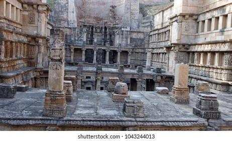 Rani ki vav - a UNESCO World Heritage Site located in Patan, Gujarat, India.