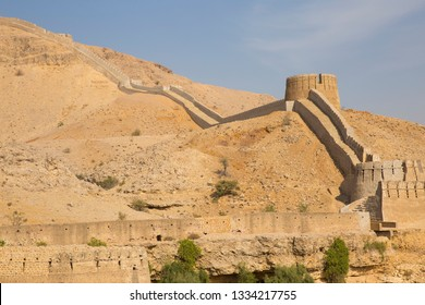 Ranikot Fort in sindh, pakistan historical place indus valley