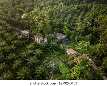Ranong province, Thailand. Beautiful landscape