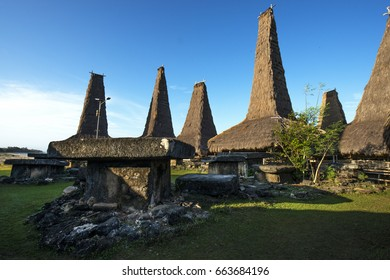 Rantenggaro Village at Southwest Sumba 2
