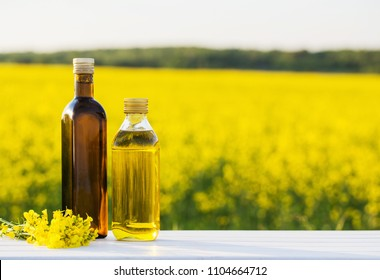 rapeseed oil outdoor