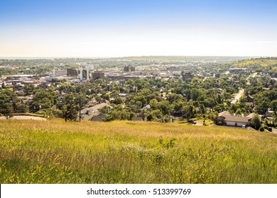 Rapid City in South Dakota, USA