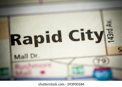 Rapid City. South Dakota. USA