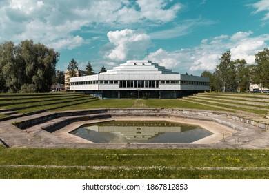 Rapla, Estonia,  June 27 2020,  Okta Centrum AS