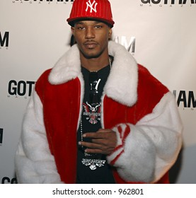 Rapper Cam'ron at Gotham Magazine's Sixth Annual Gala with Hosts Rudy and Judith Giuliani February 6, 2006 - Capitale New York City, New York United States