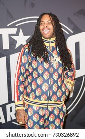 Rapper WAKA FLOCKA attends the 2017 BET HIP-HOP AWARDS red carpet on Friday, October 6th, 2017 at the FILLMORE MIAMI BEACH AT THE JACKIE GLEAN THEATER - USA
