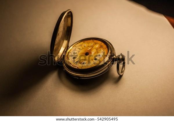 Rare clock.